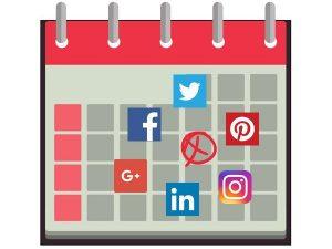 Social Media Content Calendar Seamless Media